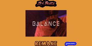 Instrumental: Ycee - Balance